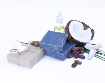Coconut and shea soap
