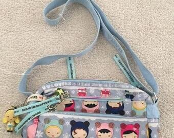 Harajuku Lovers medium cross body purse