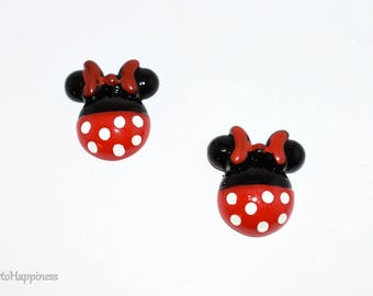 Minnie Mouse Resin R446