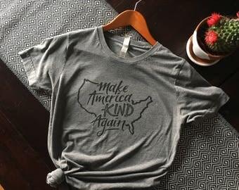 Make America Kind Again Shirt