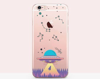 Alien iPhone case iPhone 7 case UFO iPhone Case Nasa Phone Cover iPhone 6s Case Mars Case Planets space iphone case Tumblr Case 37
