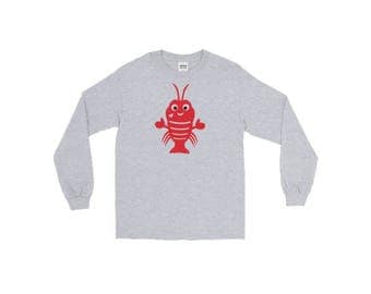 Lobster or Crab Love Shirt