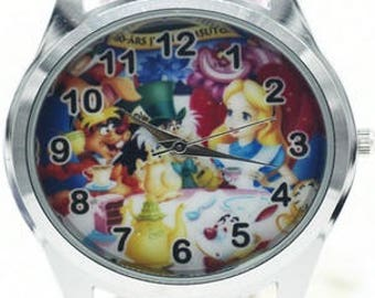 Alice in Wonderland Watch in the country of Wonders