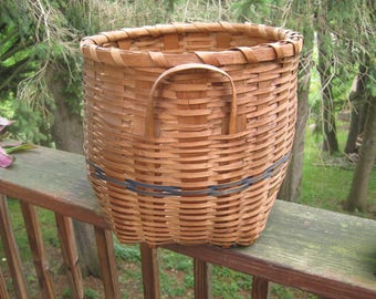 Allegheny Seneca Native Basket