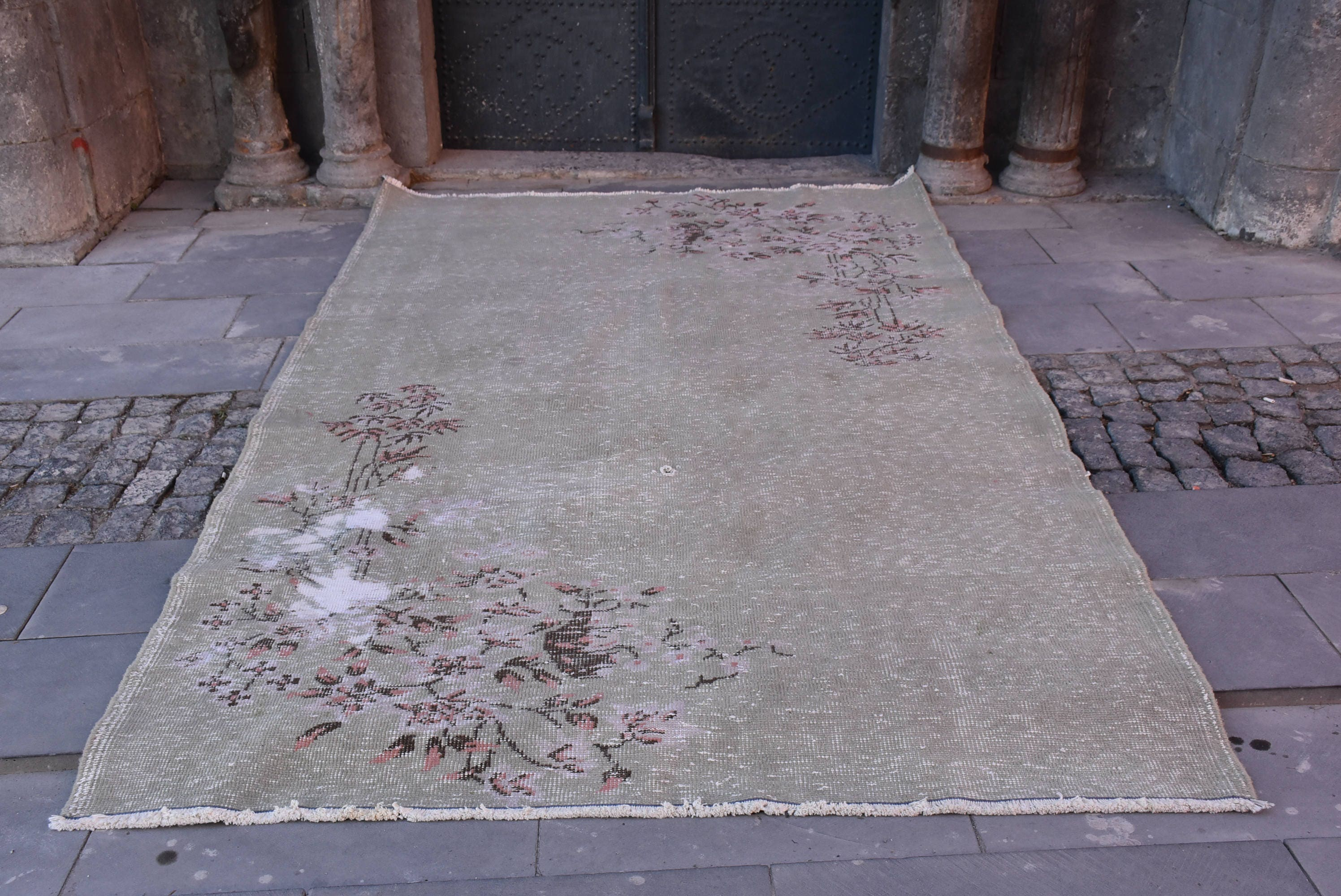 il gallery photo hand rug persian carpet knotted bohemian listing floor vintage fullxfull accent