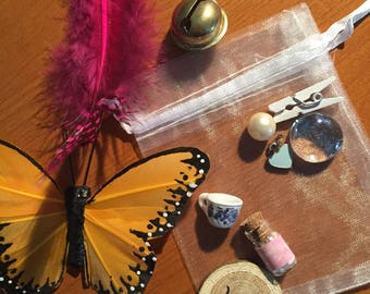 Fairytale Woodland Garden Fairy Treasure
