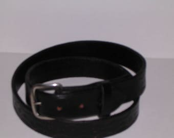 Ron Myers Geometric Belt  0538