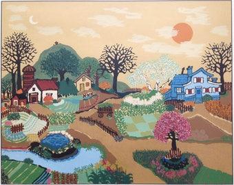 Edward Sokol - Changing Seasons Print