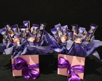 Cadbury Lindt Bouquet