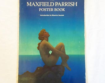 The Maxfield Parrish Poster Book. Introduction by Maurice Sendak