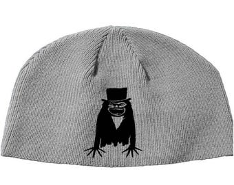 Babadook Beanie Knitted Hat Cap Winter Clothes Horror Merch Massacre Christmas Black Friday