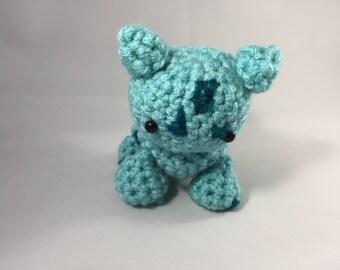 Crochet Bulbasaur - Pokemon