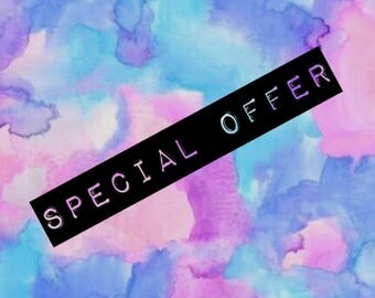 Special offer (2for)
