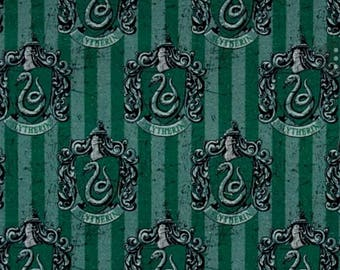 Harry Potter house sleeve  Slytherin