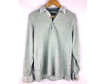KANSAI YAMAMOTO by Up To You Long Sleeve Sweatshirt Japanese Brand Medium Size