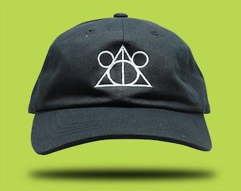 Deathly Hallows / Disneyland Hat / Disney World Hat / Disney Hat / Disney Baseball Hat / Disney World / Disneyland / Universal Studios