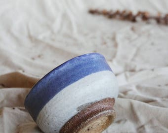 Vintage Small Clay Bowl
