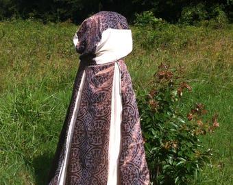 Handmade Hooded Cloak