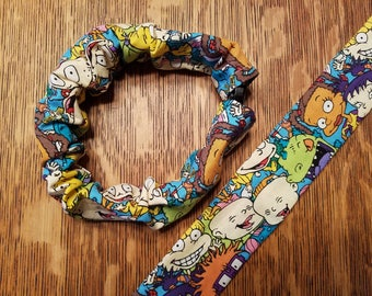 Rugrats Dog Collar Cover