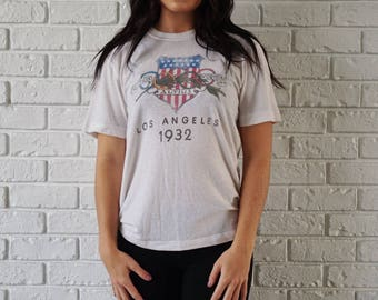 Los Angeles 1932 Olympics Shirt (S)