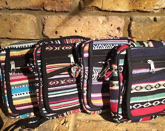 Cotton shoulder bag - hemplove bags