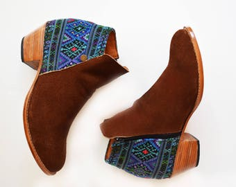 Catarina Leather Boots