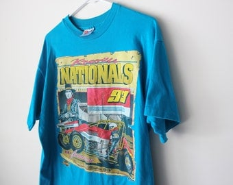 World of outlaws etsy for Joe shirt knoxville tn