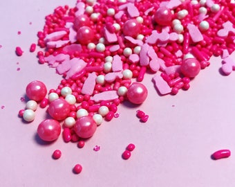 Pink Fields Sprinkle Mix