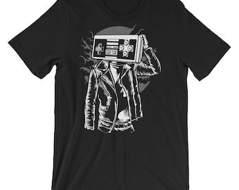 Street Gamer Short-Sleeve Unisex T-Shirt