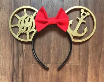 Cruise Ship 3D ears