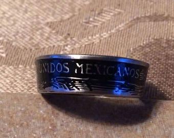 Un Peso ring size 11 3/4