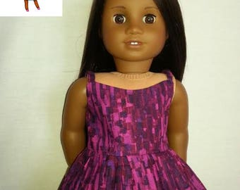 Summer Top for 18 inch Dolls such as American Girl Dolls & My Life As Dolls