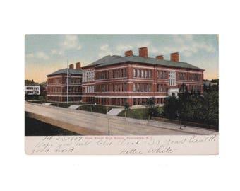 RHODE ISLAND: Hope Street High School, Providence - 1907