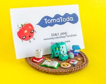 BMO Nap Time Card Holder