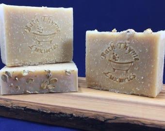 Oats, Milk & Honey Soap  FREE SHIPPING