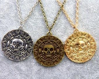 Pendant Necklace Pirates of the Caribbean