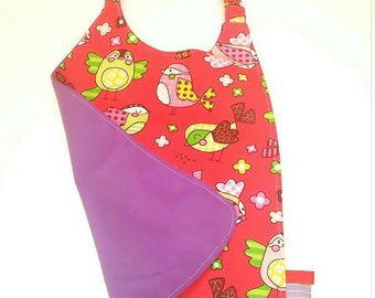 Reduced price. Bird towel. Canteen, nanny or home.