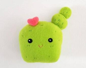 Lovable Cactus Plush