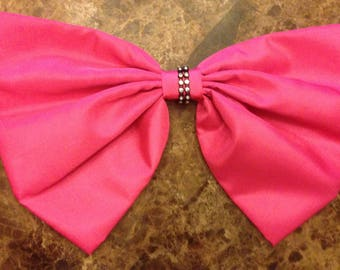 Fabric Big Bow