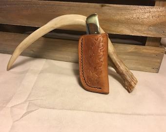 Sheath - Belt Sheath for Small Pocket Knife