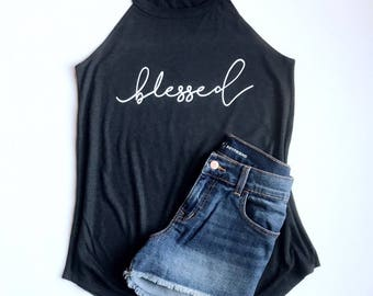 New Trendy Tanks!  Perfect for Spring & Summer!