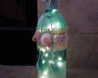 Coastal Shores LED Bottle Light