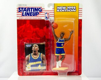 Starting Lineup 1994 Chris Webber Action Figure Golden State Warriors