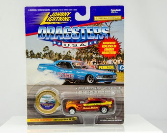 Johnny Lightning Dragsters USA Limited Edition '71 Motown Shaker 1/64 Diecast