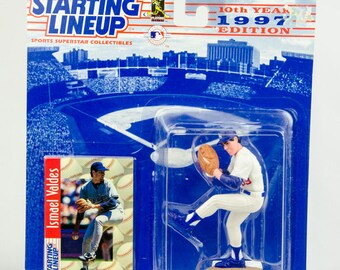 Starting Lineup 1997 MLB Ismael Valdes Action Figure L.A. Dodgers