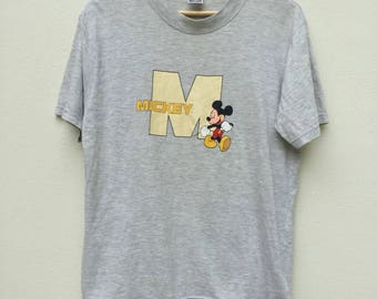 VINTAGE Mickey Mouse The Walt Disney Company Shirt