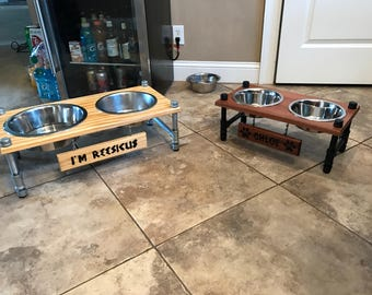 Industrial Dog Bowl