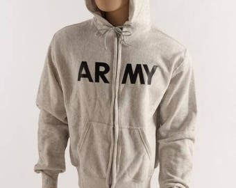 army surplus/military issue USA army hoodie