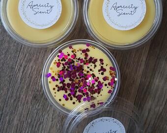Yellow Lolly Melt / Wax Tart/ Soy Wax/ Wax Melts/ Soy Wax Melts/ Shot Pot