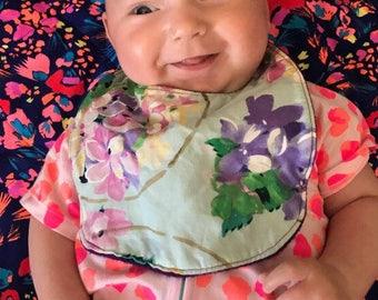 Maggie - newborn bib